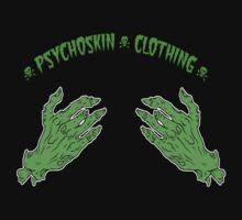 Zombie groping hands! by Psychoskin