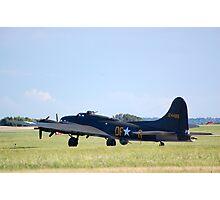B-17 Memphis Belle Photographic Print
