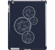 Doctor Who Gallifreyan - We're All Stories quotes iPad Case/Skin