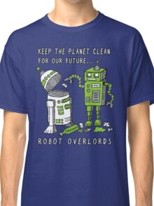 Robot Earth Classic T-Shirt