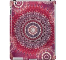 MY GYPSY DREAMS RED iPad Case/Skin