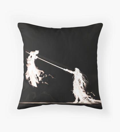 Final fantasy VII Throw Pillow