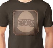 "Eggs Box ""Dare to be Square"" Unisex T-Shirt"