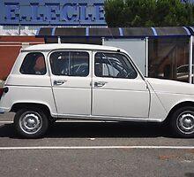 "Renault 4, ""Quatrelle"" by Hans Kool"
