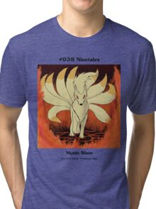 Ninetales - Mystic Blaze Tri-blend T-Shirt