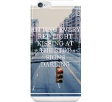 long way home - 5sos iPhone Case/Skin