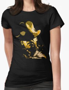 Doctor Jones Womens Fitted T-Shirt