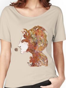 Two snails Women's Relaxed Fit T-Shirt
