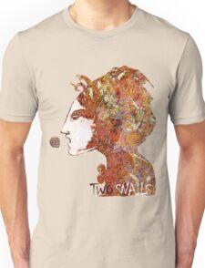Two snails Unisex T-Shirt
