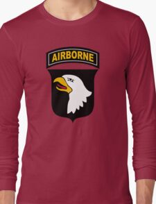 101st Airborne Division (US Army) Long Sleeve T-Shirt