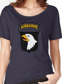 101st Airborne Division (US Army) Women's Relaxed Fit T-Shirt