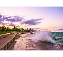31st Street Beach Photographic Print