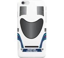 Martini Porsche iPhone Case/Skin