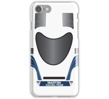 Martini Porsche iPhone Case/Skin