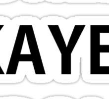 World's Okayest Troll Sticker