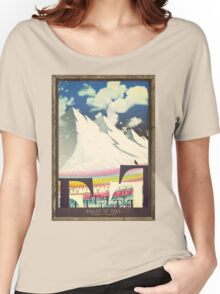 valley of tees Women's Relaxed Fit T-Shirt