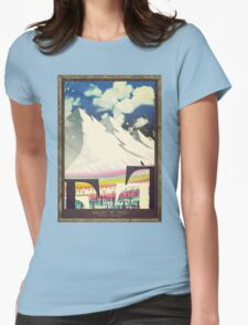 valley of tees Womens Fitted T-Shirt
