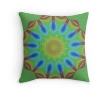 From The Inside Looking Up Throw Pillow
