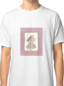"""Outhouse- """"In Use"""" Classic T-Shirt"""