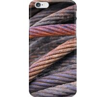 Made of Steel iPhone Case/Skin
