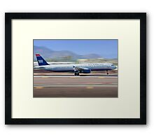 It's Cheaper to Fly… a little faster too! Framed Print