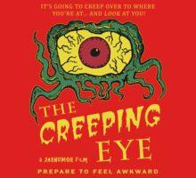 The Creeping Eye One Piece - Short Sleeve