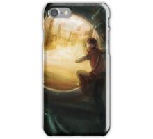 Beyond the end iPhone Case/Skin