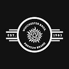 Winchester Bros. Brand [White] by Styl0
