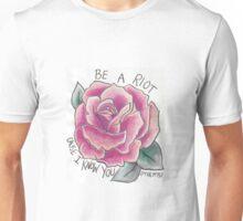 Riot Rose Unisex T-Shirt