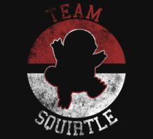 Pokeball Silhouette - Team Squirtle by creepingdeath90
