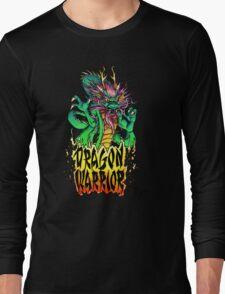 Dragon Warrior Long Sleeve T-Shirt
