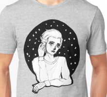 Lonely boy. By Ane Teruel Unisex T-Shirt