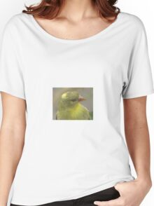 Bird that wanted in my house Women's Relaxed Fit T-Shirt