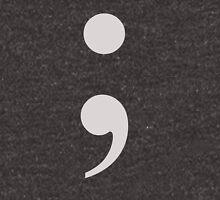 Semicolon - ; Zipped Hoodie