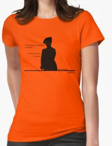 Grandmothers Womens Fitted T-Shirt