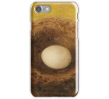 Only child in the nest iPhone Case/Skin