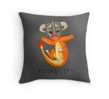 CHAR-MAN-DAAAAAAH!!! Throw Pillow