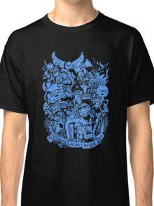Old Friends (blue) Classic T-Shirt