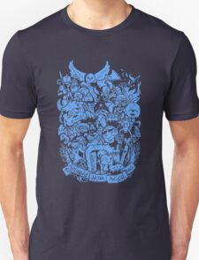 Old Friends (blue) T-Shirt