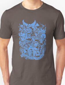 Old Friends (blue) T-Shirt
