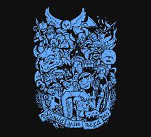 Old Friends (blue) Unisex T-Shirt