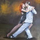 The passion of the dance by Stephen  Jamison