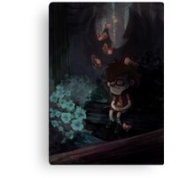 Lonely Soul Canvas Print