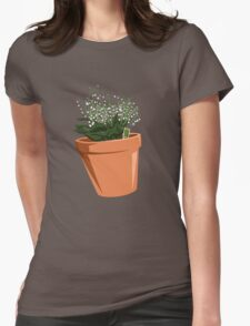 Breaking Bad - Lilly of the Valley Womens T-Shirt