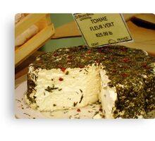 Cheese Please Canvas Print