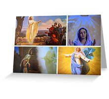 "Ascension featured in ""Angel Wings And Heaven"" Greeting Card"