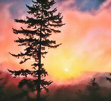 SKY FIRE by Chuck Wickham