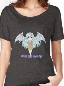 Yu-Gi-Oh! Kisara blue eyes white dragon lady Women's Relaxed Fit T-Shirt