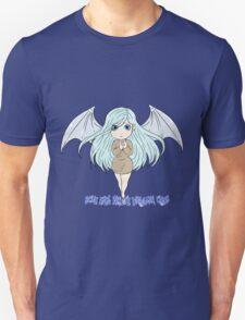 Yu-Gi-Oh! Kisara blue eyes white dragon lady Unisex T-Shirt