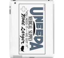 Uneeda Medical Supply (Return of the Living Dead) iPad Case/Skin